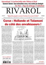 Rivarol n°3217 version numérique (PDF)