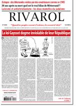 Rivarol n°3218 version numérique (PDF)