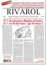 Rivarol n°3220 version numérique (PDF)