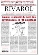 Rivarol n°3222 version numérique (PDF)
