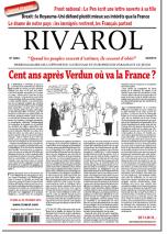 Rivarol n°3224 version numérique (PDF)