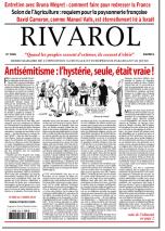 Rivarol n°3225 version numérique (PDF)