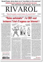 Rivarol n°3226 version numérique (PDF)