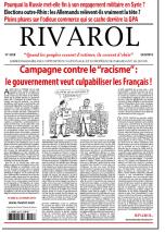 Rivarol n°3227 version numérique (PDF)