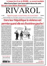 Rivarol n°3231 version numérique (PDF)