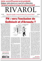 Rivarol n°3234 version numérique (PDF)