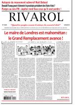 Rivarol n°3235 version numérique (PDF)