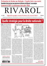 Rivarol n°3238 version numérique (PDF)