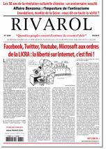 Rivarol n°3239 version numérique (PDF)