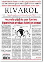 Rivarol n°3240 version numérique (PDF)