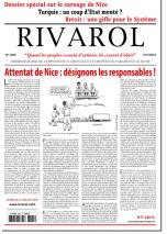 Rivarol n°3245 version numérique (PDF)