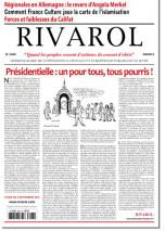 Rivarol n°3248 version numérique (PDF)