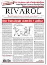 Rivarol n°3251 version numérique (PDF)