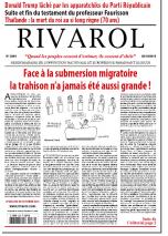 Rivarol n°3254 version numérique (PDF)