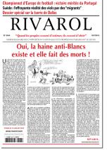 Rivarol n°3244 du 13/7/2016 (Papier)