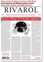 Rivarol n°3243 du 7/7/2016 (Papier)