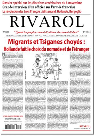 Rivarol n°3256 version numérique (PDF)