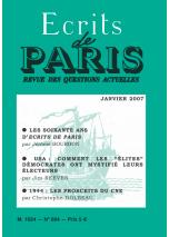 janvier 2007 (PDF) version numérique
