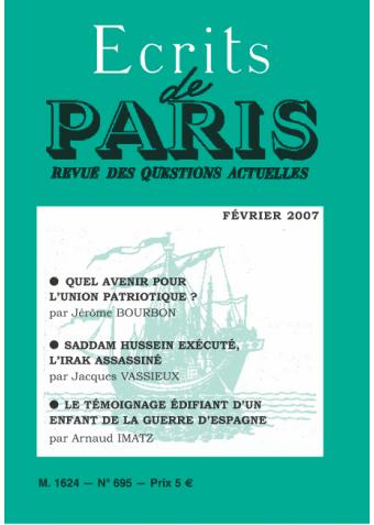 février 2007 (PDF) version numérique