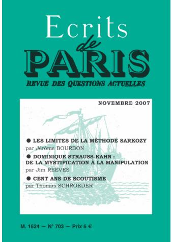novembre 2007 (PDF) version numérique
