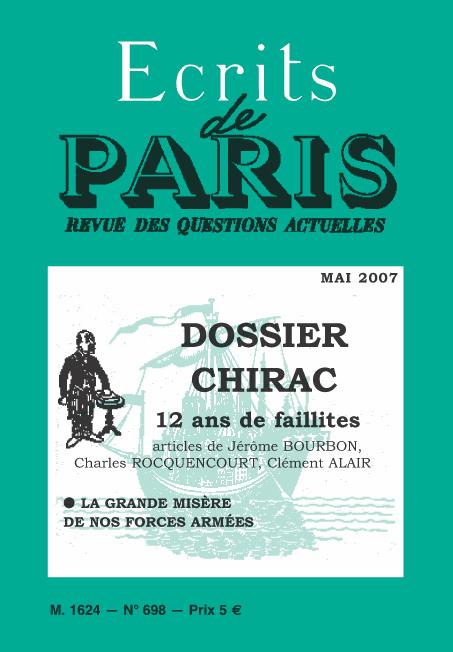 mai 2007 (PDF) version numérique