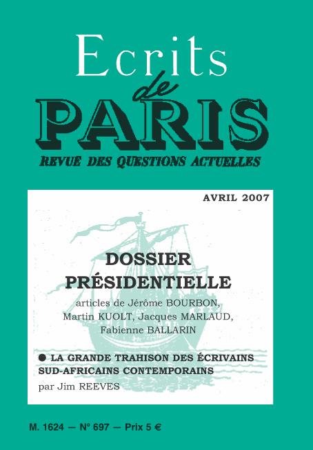 avril 2007 (PDF) version numérique