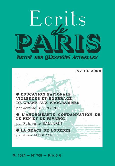 avril 2008 (PDF) version numérique