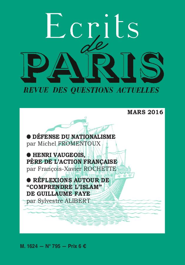 Mars 2016 (PDF) version numérique
