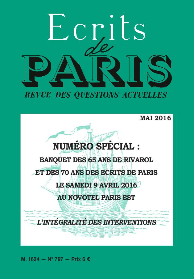 Mai 2016 (PDF) version numérique