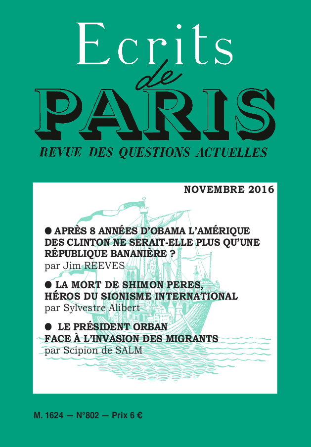 Novembre 2016 (PDF) version numérique