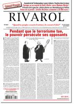 Rivarol n°3263 version numérique (PDF)