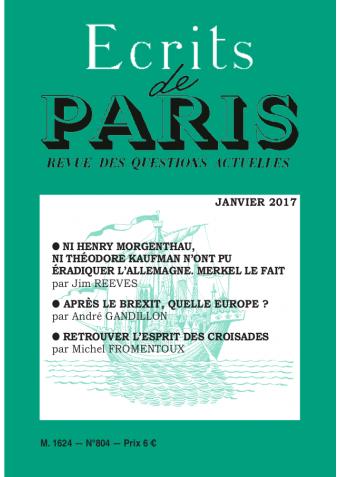 Janvier 2017 (PDF) version numérique