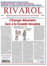 Rivarol n°3295 version numérique (PDF)