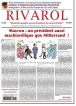 Rivarol n°3303 version numérique (PDF)