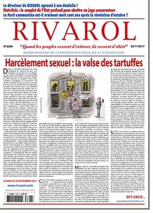 Rivarol n°3306 version numérique (PDF)