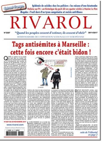 Rivarol n°3307 version numérique (PDF)