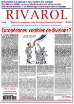 Rivarol n°3329 version numérique (pdf)