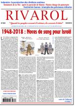 Rivarol n°3331 version numérique (pdf)