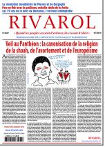 Rivarol n°3337 version numérique (pdf)