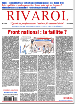 Rivarol n°3338 version numérique (pdf)