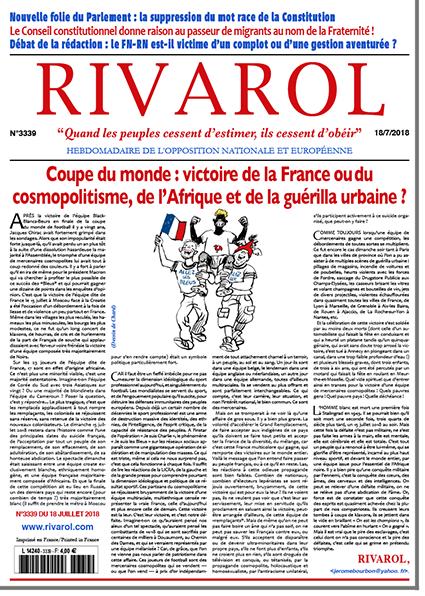 Rivarol n°3339 version numérique (pdf)