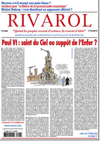 Rivarol n°3348 version numérique (pdf)