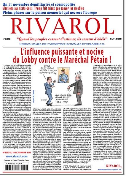 Rivarol n°3352 version numérique (pdf)