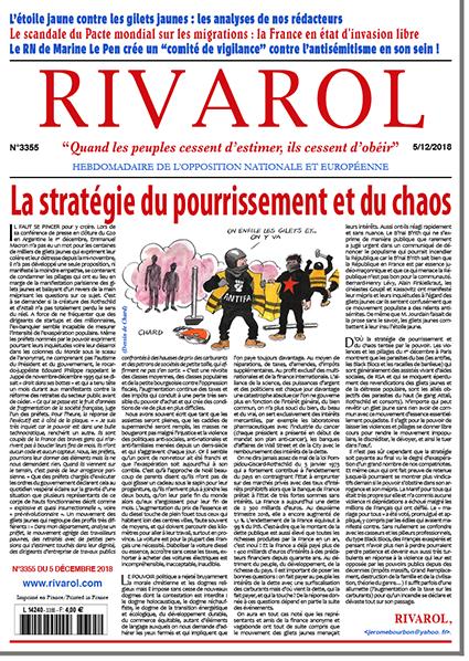 Rivarol n°3355 version numérique (pdf)