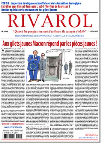 Rivarol n°3356 version numérique (pdf)