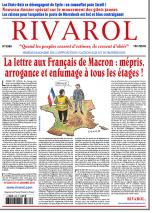 Rivarol n°3360 version numérique (pdf)