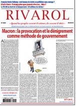 Rivarol n°3363 version numérique (pdf)