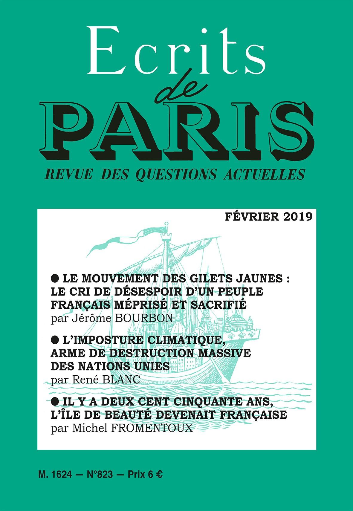 Janvier 2019 (PDF) version numérique