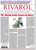 Rivarol n°3368 version numérique (pdf)