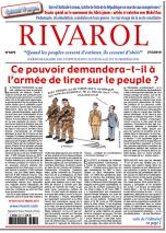 Rivarol n°3370 version numérique (pdf)